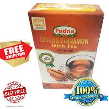 Ceylon Cinnamon Tea Pure Organic Best Herbal Drink- Balance Blood Sugar Natural