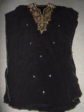 NEUVE jamais portée magnifique robe orientale Taille 42 à 48 EXCELLENT ETAT