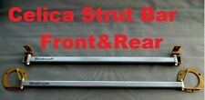For Toyota Celica ZZT231 ZZT230 Front Tower Strut Bar Rear Frame End Strut Bar