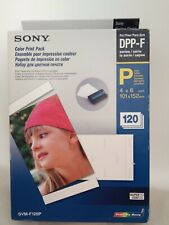 Sony SVM-F120P Color print pack / Kit impression couleur / Farbdruck-Kit DPP-F