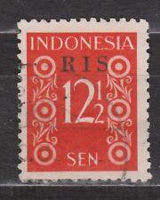 Indonesia Indonesie nr. 49 RIS used 1950 Republik Indonesia Serikat R.I.S