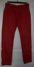 Pantalon H&M  Taille eur 32 Couleur brique