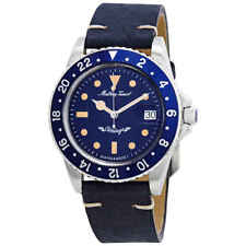 Mathey-Tissot Rolly Vintage Automatic Blue Dial 40 mm Men's Watch H900ATLBU