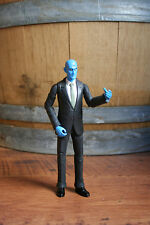 DC DIRECT CLASSICS CUSTOM DR. MANHATTAN IN SUIT action figure MATTY COLLECTOR