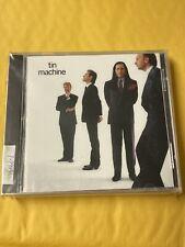 Tin Machine Tin Machine S/T CD 1989 EMI RECORDS David Bowie Under The God