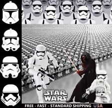 Star Wars First Order Stormtrooper Clone Yoda Empire Minifigures For Lego