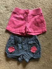 Pair Of Girls Gymboree Shorts Size 5T