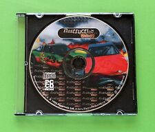 Destruction Derby for PC DOS Disc Only - See My Ebay Store For More Games