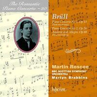 Martin Roscoe - The Romantic Piano Concerto Vol 20 Brüll [CD]