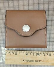 COACH small Notepad -- New -- Leather