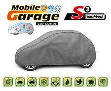 Autoabdeckung Ganzgarage Vollgarage Autoplane S für Toyota Aygo Atmungsaktiv