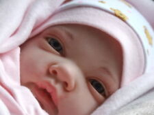 REBORN BABY GIRL DOLL - Custom Order By Angel Art Reborn Nursery