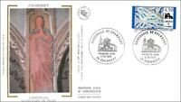 FRANCE - CATHEDRALE DE CHAMBERY - Notre Dame du Pilier - CHAMBERY - 1996 FDC