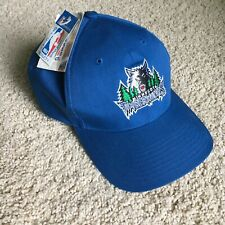 NEW Minnesota Timberwolves NBA Hat Baseball Cap One Size / Adjustable, With Tags