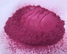 10g Magenta Pearl Natural Mica Pigment Bath Bomb Colorant Pearlescent Powder
