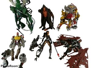 McFarlane Spawn Action Figure Lot (Loose w/ Accessories) Mixed Series