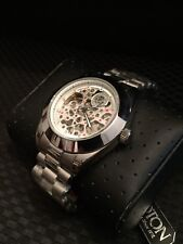 "Croton Men""s Automatic Skelton Stainless Steel Watch awesome!"