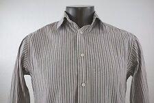 Ben Sherman Men's Long Sleeve Shirt Size 15 32-33 M
