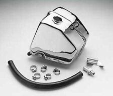 Custom Chrome Oil Tank Kit For Harley Davidson FXR Models 1982-1990