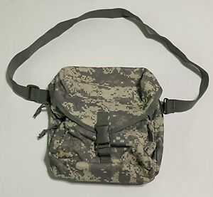 Voodoo Tactical Bag 3 Compartments with Straps Camouflage