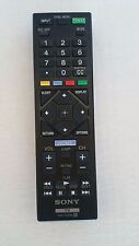 New Original Sony RM-YD092 Substitute For RM-YD034 / RMYD034 TV Remote Cont
