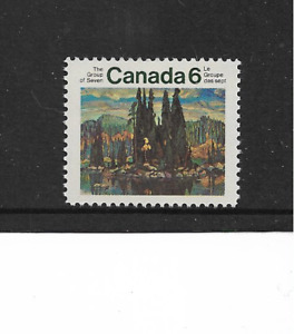 1970 CANADA - 1970 ANNIVVERSARY OFGROUP OF SEVEN - MNH.