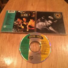 House Of Pain - Fine Malt Lyrics CLEAN CD 1st US CRC press 19 tracks everlast