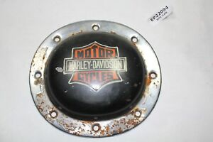 Bar & Shield primary inspection cover Harley Panhead Knucklehead FL FX EP22094