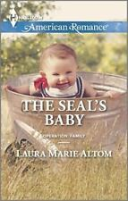 The SEAL's Baby (Harlequin American RomanceOperation: Family)-ExLibrary