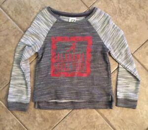 Alabama Crimson Tide Boys Long Sleeve Shirt 6/6X, 7/8, 14/16,