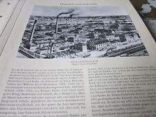 Bremen Archiv 3 Handel 3016 Petroleum Raffinierie Korff