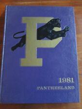 "1981 Prairie View A&M  University ""Pantherland"" of Prairie View, Texas"