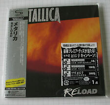 METALLICA - Reload JAPAN SHM MINI LP CD NEU! UICY-94668