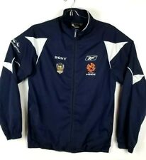 Reebok Men Medium M Wellington Phoenix FC Sony Windbreaker Jacket