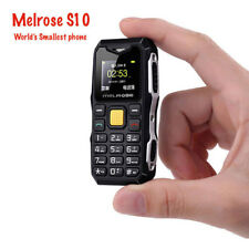 S10 World's Unlock Smallest mini Long Standby Big Voice Rugged Mobile cell Phone