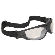 Radians Cuatro Bifocal Safety Goggles Glasses 1.5 Clear Foam Lined Reading