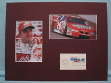 NASCAR Great Tony Stewart & First Day Cover