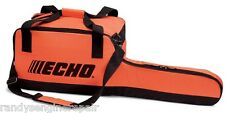 Echo Canvas Chainsaw Carrying Bag Storage Case 103942147