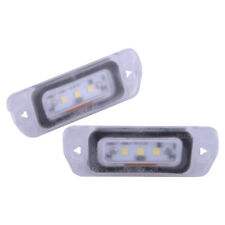 2x Error Free LED License Plate Light Fit Mercedes X164 W164 W251 GL ML