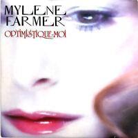 Mylène Farmer CD Single Optimistique-Moi - France (EX/M)