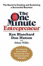 The One Minute Entrepreneur by Ken Blanchard (2008, Hardcover)