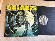 Solaris Artemyev Tarkovsky RARE LP Vinyl OST Soundtrack '13 RM '72 film Artemiev