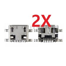 2X LG G4 H810 H811 H815 LS991 F500 USB Charger Charging Port Dock Connector