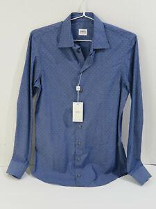 Armani Collezioni mens business shirt. Size US:XS NWT Rrp $290