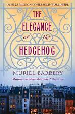 The Elegance of the Hedgehog - Muriel Barbery - Paperback Book