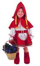 Disfraz caperucita roja niña infantil talla 1 año