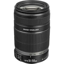 Canon EF-S 55-250mm f/4-5.6 IS II Optical Image Stabilization Lens