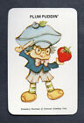 #800.1185 Blank Back Swap Cards -MINT- Plum Puddin', shortcake series