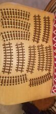 LIONEL G SCALE LARGE SCALE CURVED TRACK...12 PIECES