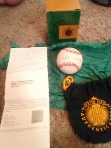 Ted Williams Signed Baseball Upper Deck Authenticated
